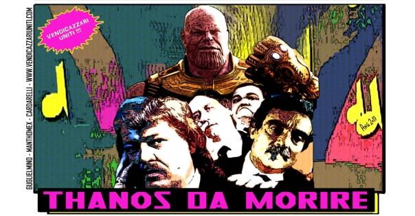 Thanos da morire