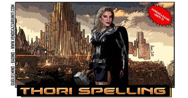 Thori Spelling