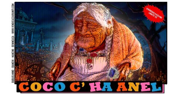 Coco c'ha anel