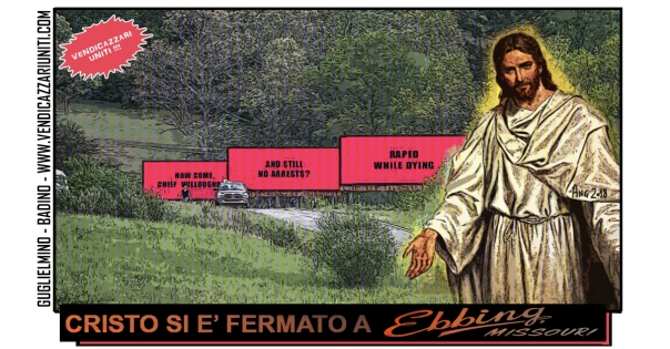Cristo si è fermato a Ebbing