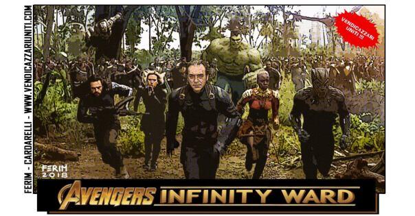 Avengers Infinity Ward