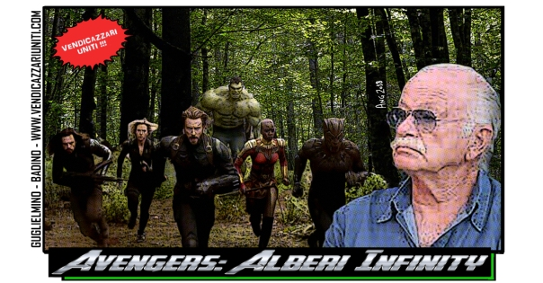 Avengers Alberi Infinity