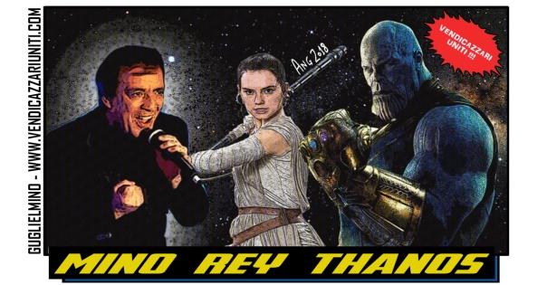 Mino Rey Thanos