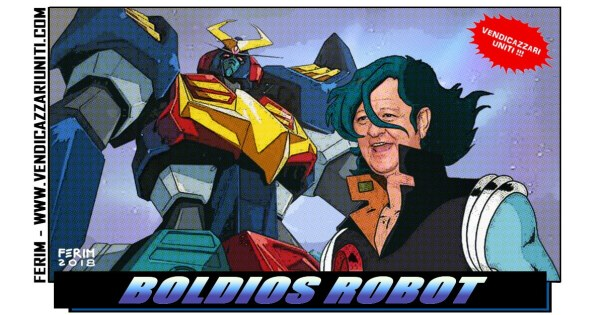 Boldios Robot
