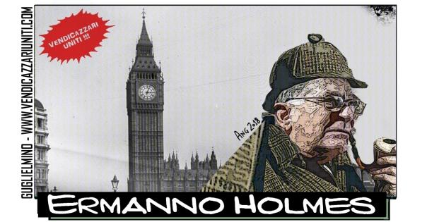 Ermanno Holmes