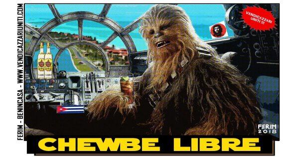Chewbe Libre