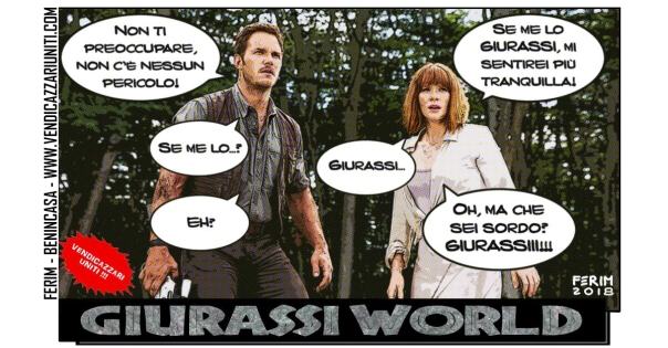 Giurassi World