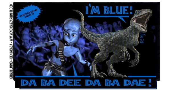 I'm blue (Da ba dee da ba dae)