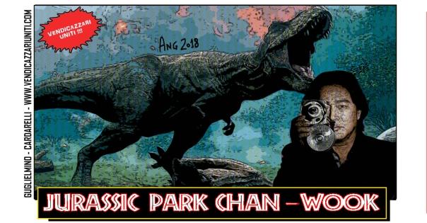 Jurassic Park - Chan Wook