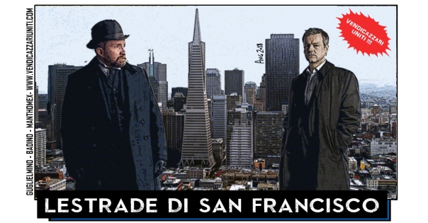 Lestrade di San Francisco