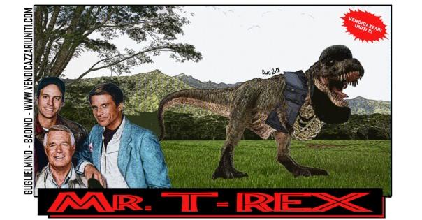 Mr T Rex