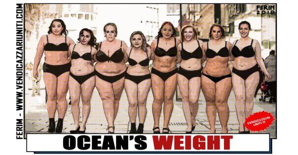 Ocean's Weight