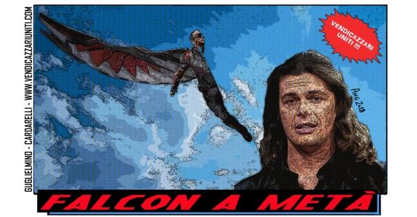 Falcon a metà