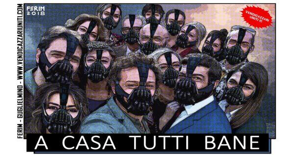 A casa tutti Bane