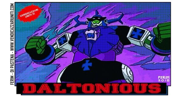 Daltonious