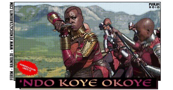 Ndo Koye Okoye