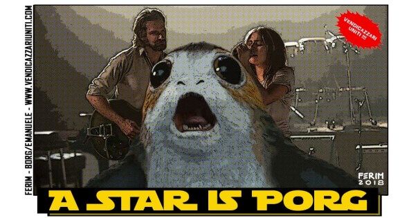 A Star is Porg