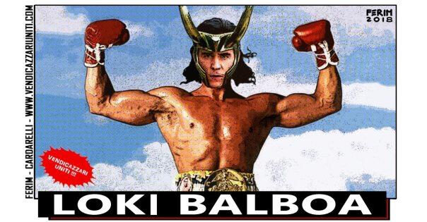 Loki Balboa