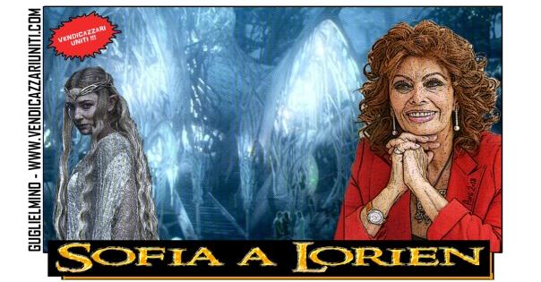 Sofia a Lorien