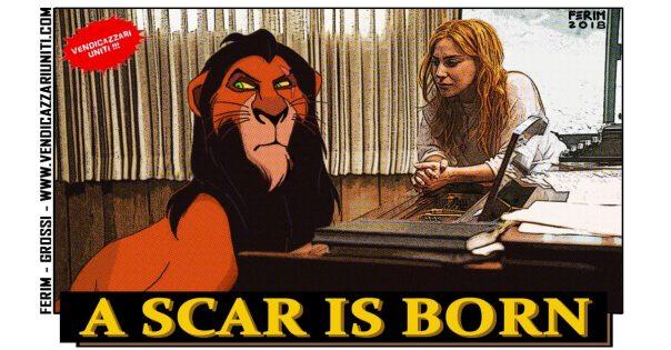 A Scar is born