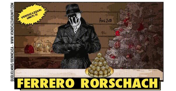 Ferrero Rorschach