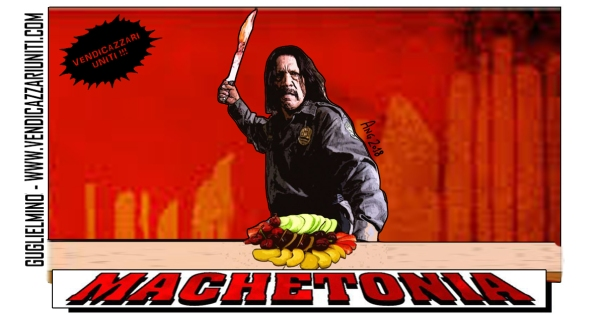 Machetonia