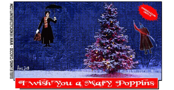 I wish you a Mary Poppins
