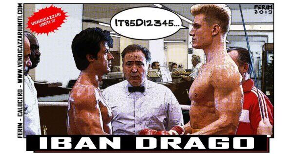 IBAN Drago