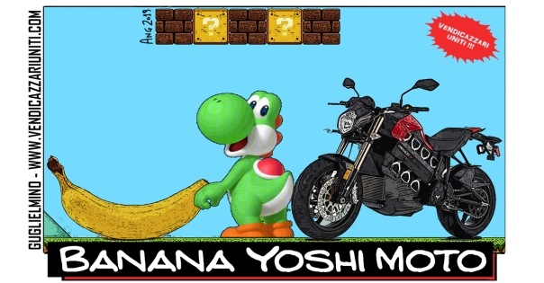Banana Yoshi Moto