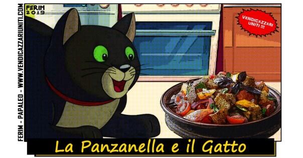 La Panzanella e il Gatto