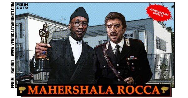 Mahershala Rocca