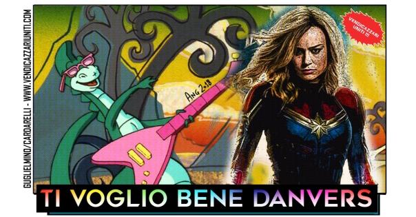 Ti voglio bene Danvers