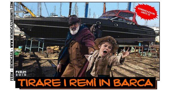 Tirare i Remì in barca