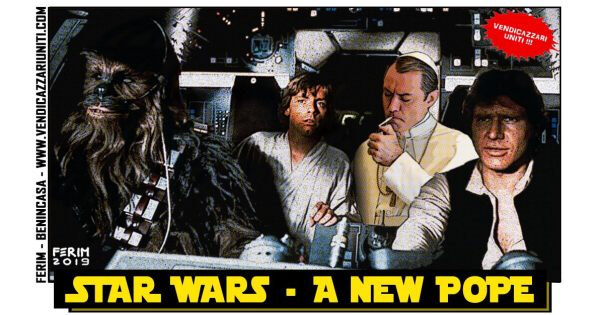 Star Wars - A New Pope